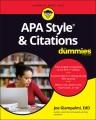 APA style & citations