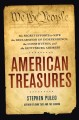 American treasures : the secret efforts to save the Declaration of Independence, the Constitution and the Gettysburg Address