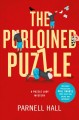The purloined puzzle : a puzzle lady mystery