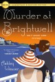Murder at the Brightwell: a mystery
