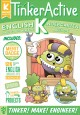 TinkerActive English workbook. Garde K : ages 5-6