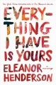 Everything I have is yours : a marriage
