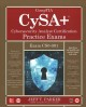 CompTIA CySA+ Cybersecurity Analyst Certification : Practice Exams - Exam Cs0-001