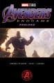 Avengers Endgame. Prelude