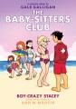 Boy-crazy Stacey : a graphic novel