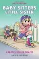 Karen's roller skates : a graphic novel