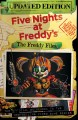 The Freddy files : based on the series Five nights at Freddy's