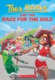 Thea Stilton and the race for the gold
