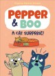 Pepper & Boo : a cat surprise!