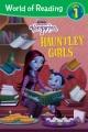 Hauntley girls