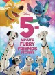 5-minute Disney furry friends stories.