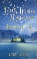 Holly Winter Mysteries Books 1--4