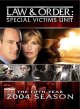 Law & order: Special Victims Unit. The fifth year, 2003-2004 season