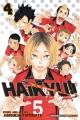 Haikyu!! Volume 4, Rivals!