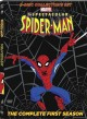 The spectacular Spider-Man. The complete first season