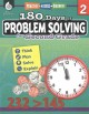 180 days of problem solving for second grade