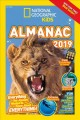 National Geographic kids almanac 2019.