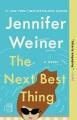 The next best thing a novel