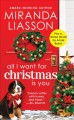All I want for Christmas is you : an Angel Falls novel