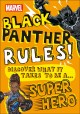 Black Panther rules!