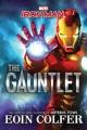 Iron Man. The gauntlet