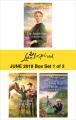 Harlequin Love Inspired June 2018--Box Set 1 of 2