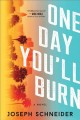 One day you'll burn: a novel