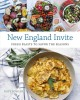 New England invite : fresh feasts to savor the seasons