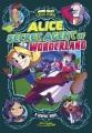 Alice, secret agent of Wonderland : a graphic novel