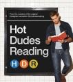 Hot dudes reading.