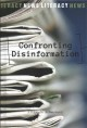 Confronting disinformation