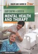 Jump-starting a career in mental health and therapy