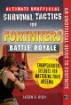 Ultimate unofficial survival tactics for Fortnite Battle Royale. Sharpshooter secrets for mastering your arsenal