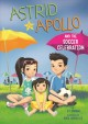 Astrid & Apollo and the soccer celebration