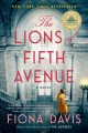 The lions of fifth avenue a novel
