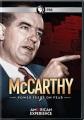 McCarthy : power feeds on fear