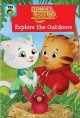 Daniel Tiger's neighborhood. Explore the outdoors