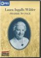 Laura Ingalls Wilder prairie to page