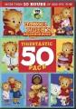 Daniel Tiger's neighborhood : tigertastic 50 pack DVD