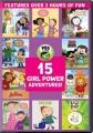 15 girl power adventures!