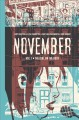November. Vol. 1, The girl on the roof