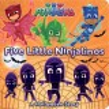 Five little Ninjalinos : a Halloween story.