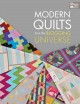 Modern quilts from the blogging universe.
