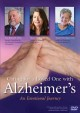 Caring for a loved one with alzheimer