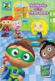 Super why! Goldilocks and the three bears and other fairytale adventures
