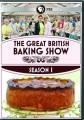The great British baking show. Season 1