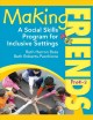 Making friends, preK-3 : a social skills program for inclusive settings