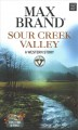 Sour Creek Valley : a western story