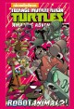 Teenage Mutant Ninja Turtles amazing adventures. Robot animals!