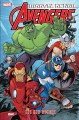 Marvel action. Avengers. The new danger. Book 1